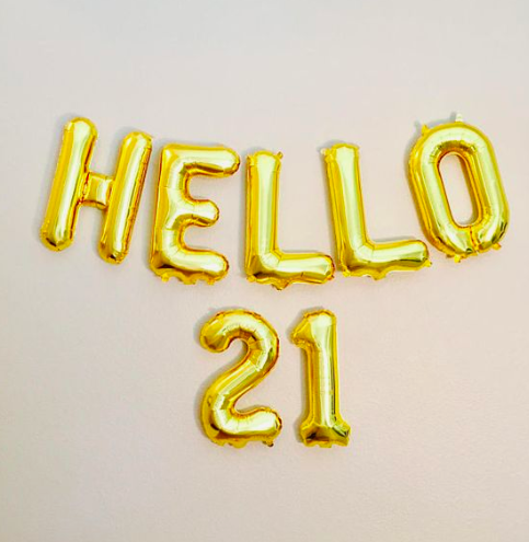 21 Things I've Learned at 21
